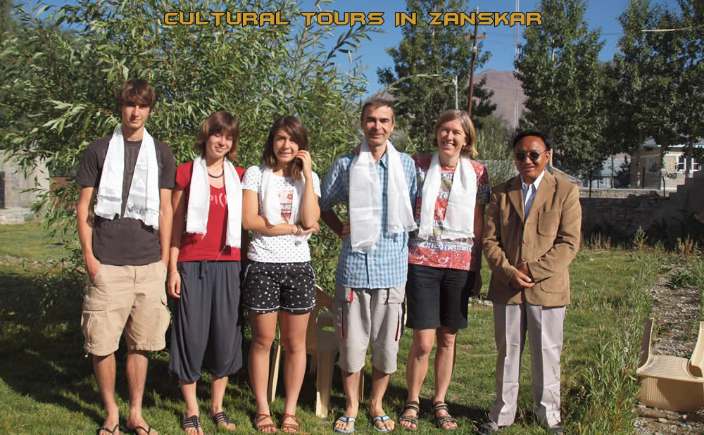 Cultural Tours in Zanskar
