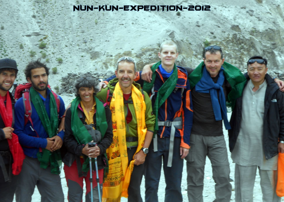 Nun Kun Expeditions