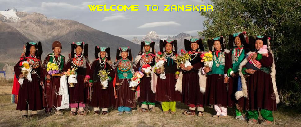 Welcome to Zanskar